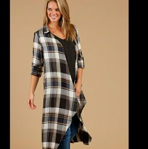 Altar'd State Expedition Cardigan Duster NWT